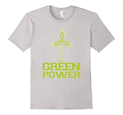 CleanEatology: Green Power T-Shirt