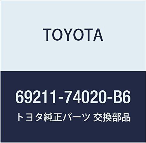 Genuine Toyota 69211-74020-B6 Door Handle Assembly