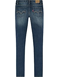 Girls' 711 Skinny Fit Jeans