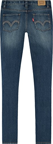 Levi's Girls' 711 Skinny Fit Jeans , Rockabilly, 7