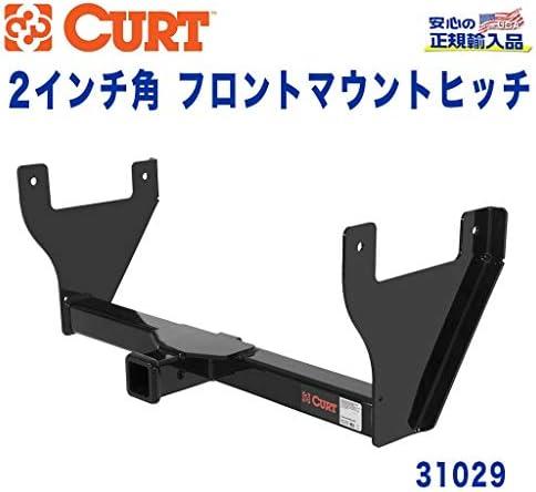 [CURT カート社製 正規代理店]フロントマウントヒッチ レシーバーサイズ 2インチ 牽引 約2270kg フォード エクスプローラー Sport Trac