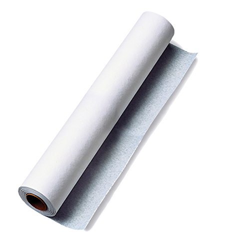 Tidi Products Exam Table - TIDI Products 980912  Everyday Exam Table Barrier, Smooth Roll, 18