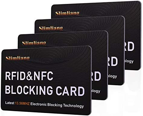 Blocking Fuss Free Protection Contactless Protector product image