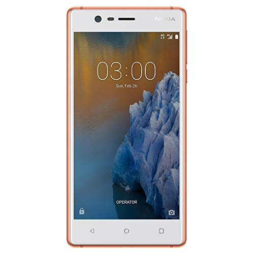- Nokia 3 - Android 9.0 Pie - 16 GB - Dual SIM Unlocked Smartphone (AT&T/T-Mobile/MetroPCS/Cricket/Mint) - 5.0