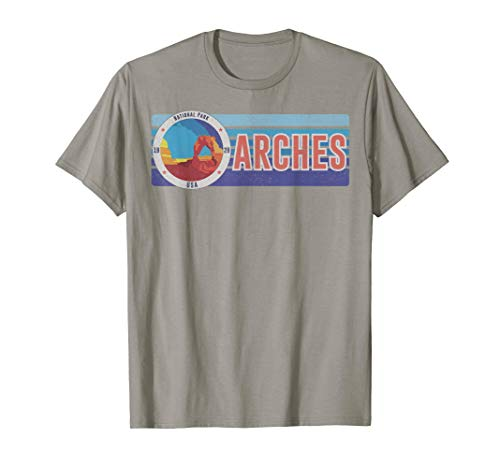 Arches National Park T-Shirt Vintage Utah Tee
