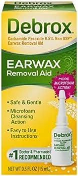 Debrox Drops Earwax Removal Aid 0.5 fl oz