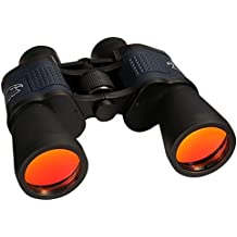 DAXGD Waterproof Fogproof Night Vision Binoculars 8x35 High Powered Military Optical Telescope with Strap Backpack Lens Cap and Eyepiece Cap