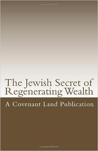 Principles of the Jewish Wealth