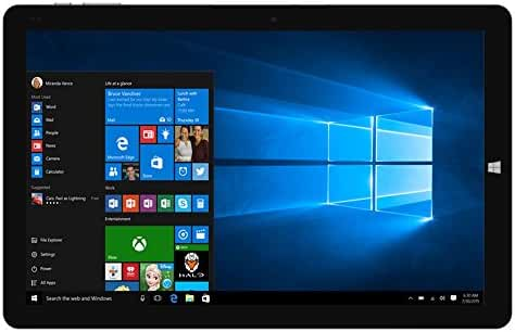 CHUWI Hi10 Plus Windows 10/Android 5.1 Dual Boot 2-in-1 Tablet PC, 10.8