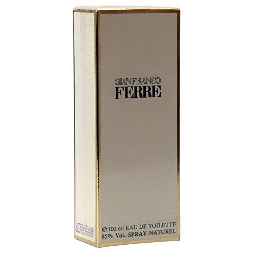 Gianfranco Ferre by Gianfranco Ferre for Women. 3.37 Oz Eau De Toilette Spray (Ferre Eau De Cologne)