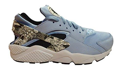 Price comparison product image nike air huarache run PRM mens running trainers 704830 sneakers shoes (13 US,  aluminium black white 401)