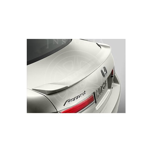 Honda Genuine Accessories 08F10-TA0-1F0A White Orchid Pearl Deck Lid Spoiler for Select Accord Models