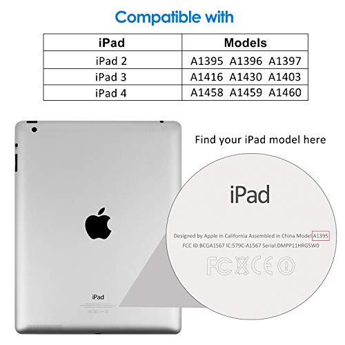 Buy 4th gen ipad cover