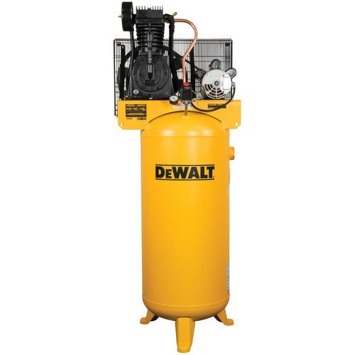 DeWalt DXCMV5076055 60 gallon 5 hp Two Stage Air Compressor by DEWALT