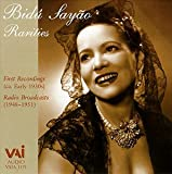 Rarities Including Her First Brazilian Recordings
