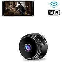 Mini Spy Camera WiFi Hidden Camera, Modernway 1080P...