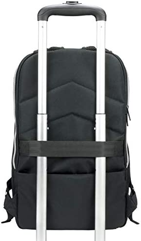 Mobilis Pure Backpack 14-15.6\'\' – Silver Zip  v8h29