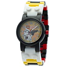 LEGO Kids' 9002922 Star Wars Storm Trooper Watch With Minifigure