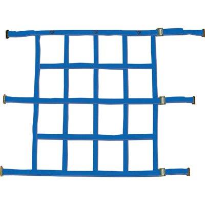 S-Line E-Track Adjustable Cargo Net - 60in.-72in.W x 46in.H, Model# 10869-10
