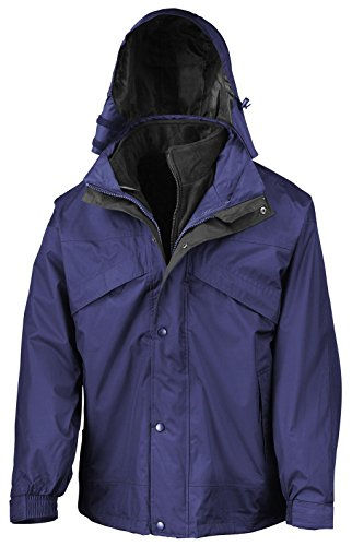 Result R068X - 3-in-1 Jacket with Fleece