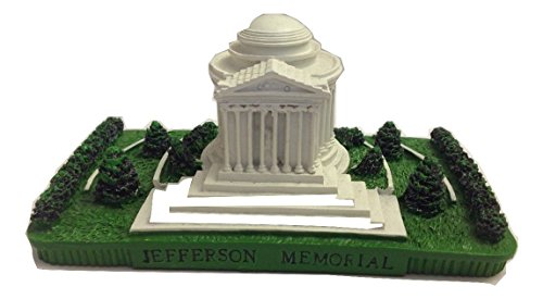 Jefferson Memorial Poly Replica , Washington DC Souvenirs, Washington D.C. Gifts