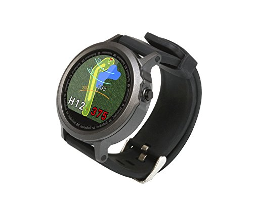 Golf Buddy WTX Golf GPS Smartwatch with PlayBetter USB Car Charge Adapter | Full Color Touchscreen, Activity Tracker, Dynamic Green View, Smart Notifications & 40,000+ Worldwide Courses
