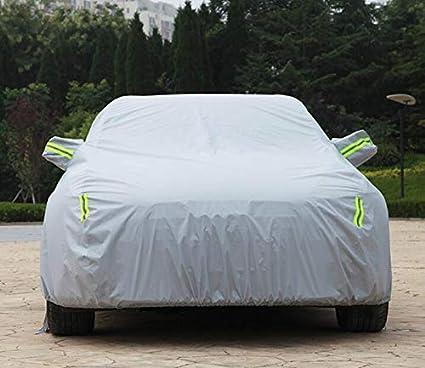 Porsche Multi-mod/èle Multicolore Sp/écial V/êtement De Voiture Housse De Voiture /Écran Solaire Isolation Pluie Et Neige Givre Hiver Couverture De Voiture Couleur : NOIR-718 argent, Noir, Bleu