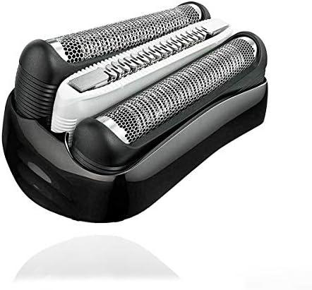 Poweka - Cuchilla de afeitar de repuesto 32B, compatible con Braun ...