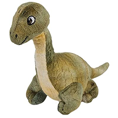 The Puppet Company Dinosaur Fingers - Brontosaurus Children Toys Puppets,: Toys & Games