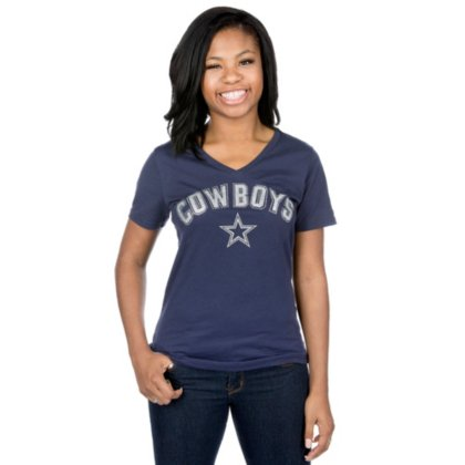 - Dallas Cowboys Womens Thring Tee