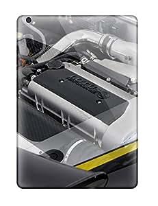 DanRobertse Premium Protective Hard Case For Ipad Air- Nice Design - Lotus Eleven Wallpaper