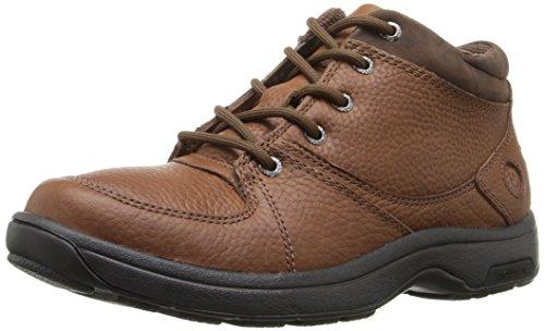 Brown Waterproof Addison 2E Brown Boot 10 Mid Dunham Men's Cut qvwWFA