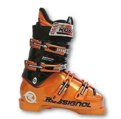 - Rossignol NEW Radical Jr world cup ski racing boots - 8us(40.5euro/26mondo) - SUPER NARROW
