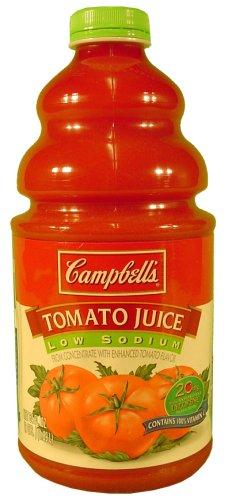 Campbell's Low Sodium Tomato Juice