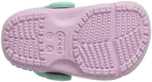 Crocs Unisex-Child Fun Lab Girls Graphic Clog