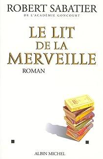 Book's Cover ofLe lit de la merveille
