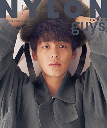 NYLON JAPAN 2019年1月号 画像 B