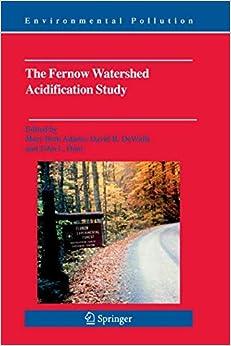 Descargar Libro Torrent The Fernow Watershed Acidification Study PDF Español
