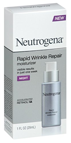 Neutrogena Rapid Wrinkle Repair Moisturizer 1 Ounce Night