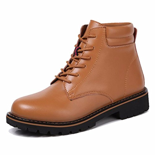 Boot Genuine Leather Chucka Moonwalker Ankle Women's Brown wU7qW14