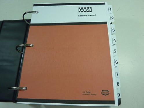 case 584e 585e 586e forklift service manual j i case amazon com rh amazon com Simple Wiring Diagrams 3-Way Switch Wiring Diagram