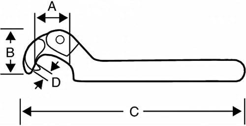 Bahco 40B-22-35 BH40B-22-35
