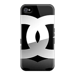 Unique Design Iphone 4/4S Durable Cases Covers Dc Shoe 1