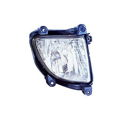 05 Kia Sportage Front Driving Fog Light Lamp Right Passenger Side SAE/DOT Approved - Kia Sportage Auto Body