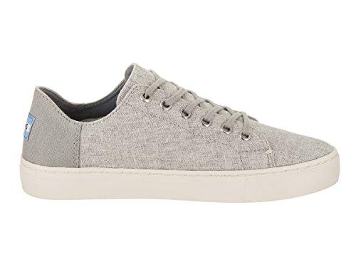 TOMS Womens Lenox Chambray Casual Shoe Drizzle/Grey/Slub C76pJ