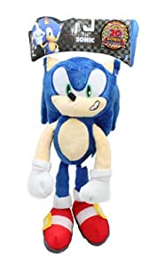 Amazon Com Sonic 20th Anniversary 12 Inch Deluxe Plush