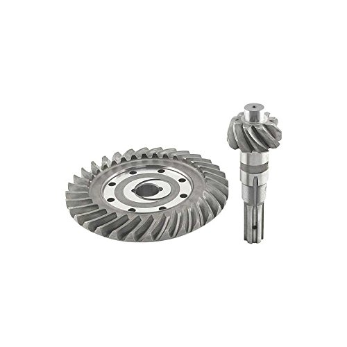 MACs Auto Parts 32-15336 Ring & Pinion Gear Set - 3.54 To 1 Ratio - 6 Spline - Ford Passenger by MACs Auto Parts