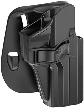 TEGE H/&K USP Holster For 9 mm//.40 Full Size Pistol Holster OWB Right hand