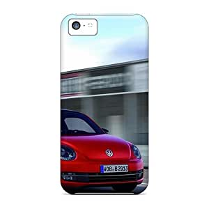 Attractive and Unique Premium Protective Hard Case For Iphone 5c- new Design - 2012 Beetle At HY_in Case