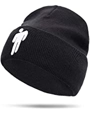 Billie Eilish Hat Beanie Knit Hat Unisex Embroidered Logo Knitted Cap